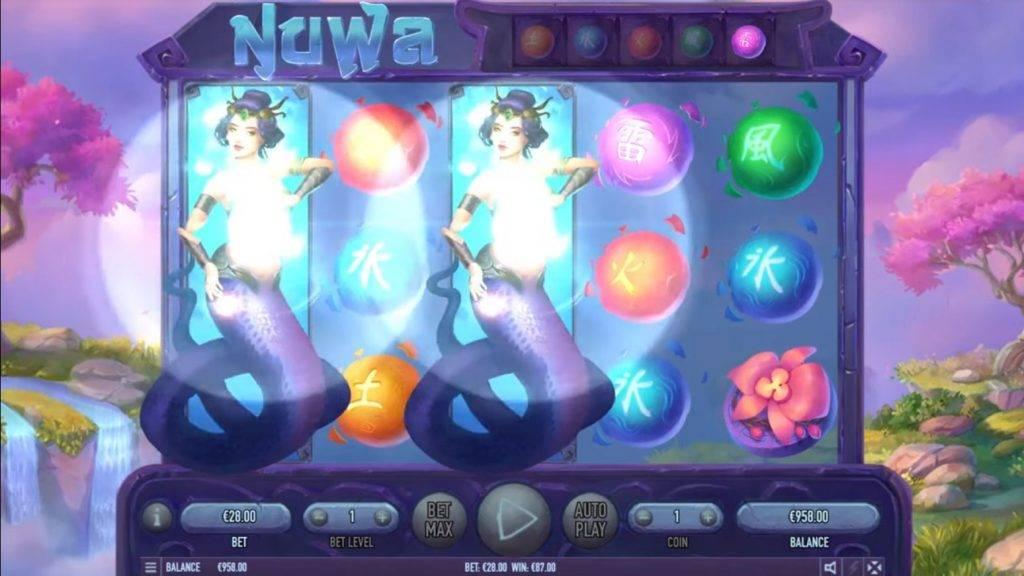Nuwa, Habanero, Online Casino Bonus, Mother Goddess, Chinese mythology
