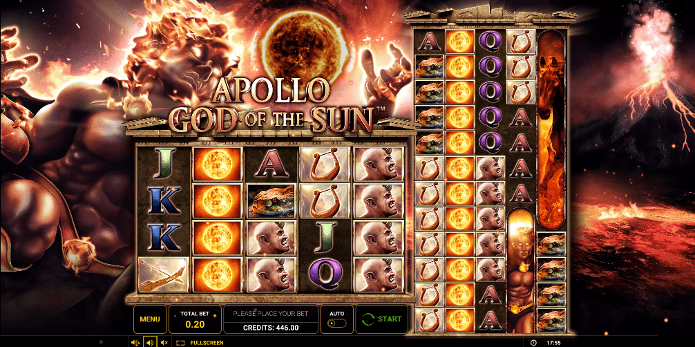 #Apollo God of the Sun #online casino bonus #antička grčka #bogovi #online free spins