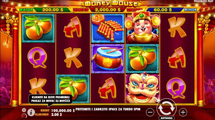 #Money Mouse #online casino bonus #crtani film #kineska tradicija #online free spins