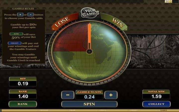 Untamed Giant Panda, gamble, online casino bonus, online free spins