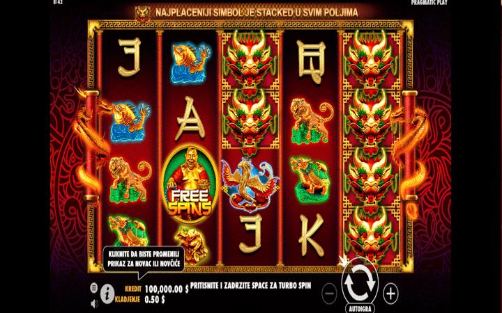 Lucky Dragons, Bonus Casino, Pragmatic Play