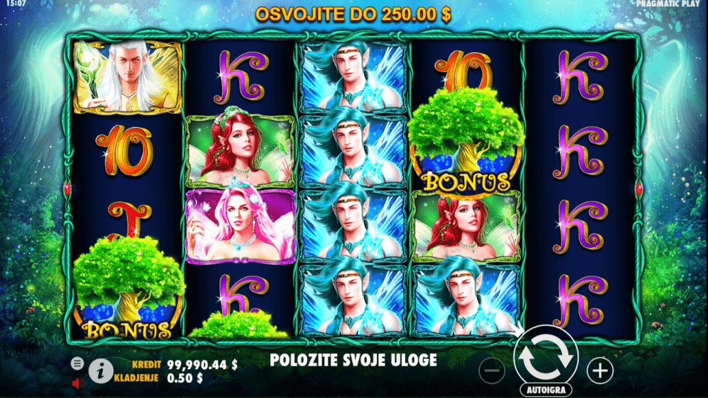 Pixie Wings, Pragmatic Play, Online Casino Bonus