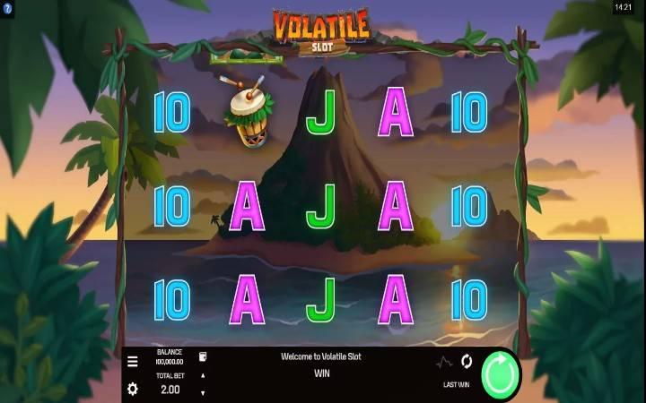 Bonus Casino, Volatile Slot