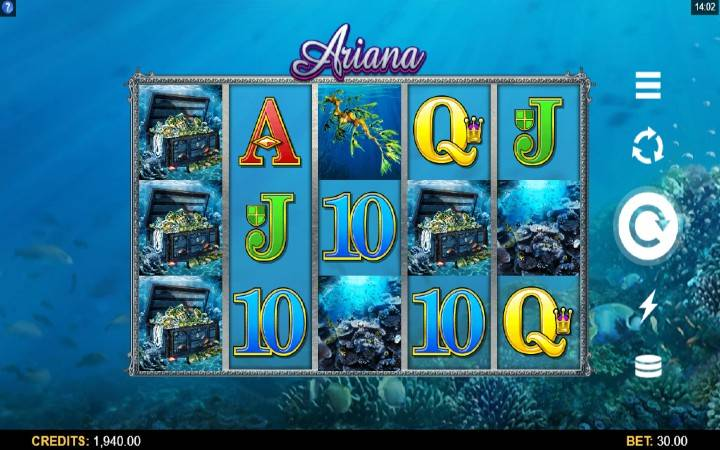 Ariana, Bonus Casino