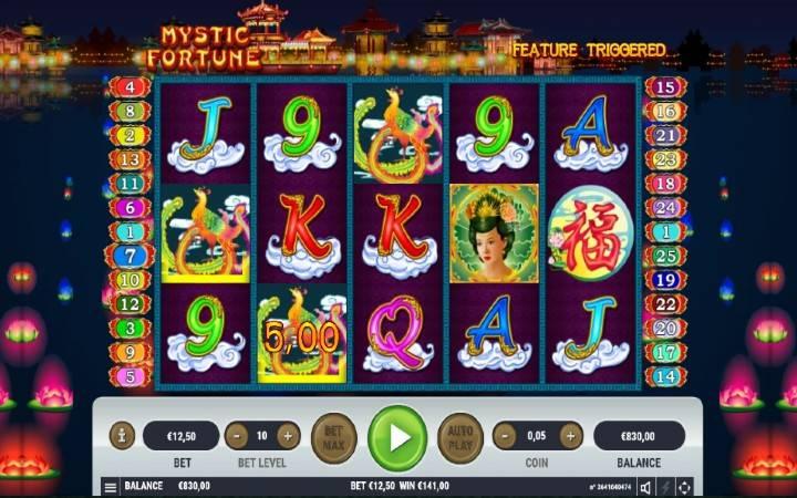 Bonus Casino, Mystic Fortune