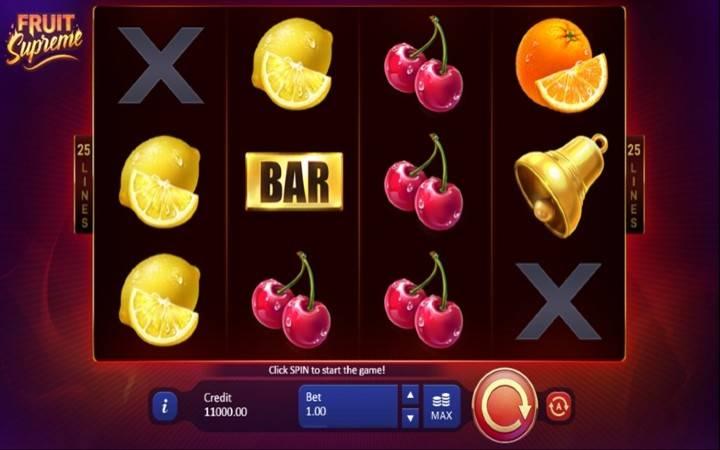 Fruit Supreme, Top 5 online klasičnih slotova koje ne smete propustiti, Online Casino Bonus