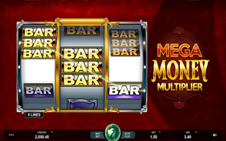 Mega Money Multiplier, Microgaming, Bonus Casino