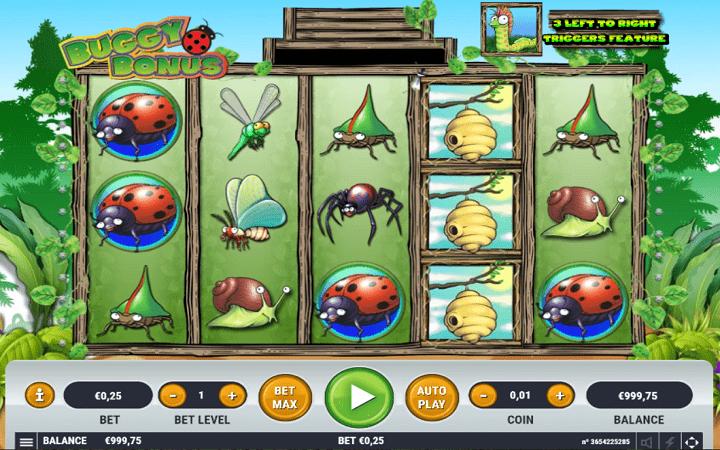 Buggy Bonus, Habanero, Bonus Casino