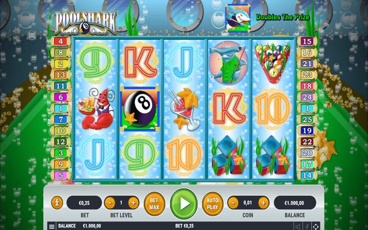 Pool Shark, Habanero, Online Casino Bonus