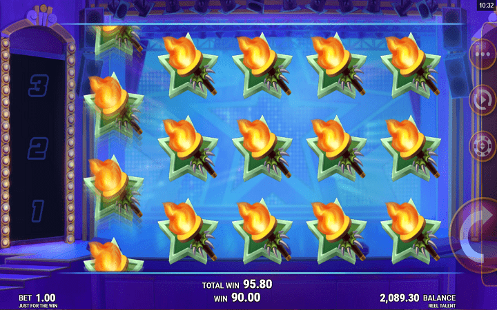 Reel Talent, Microgaming, Just for the Win, Bonus Casino
