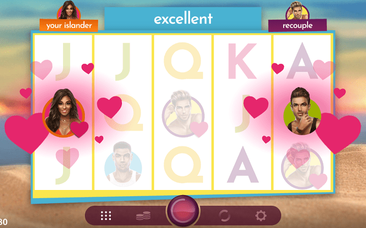 Bonus Casino, Love Island, Microgaming