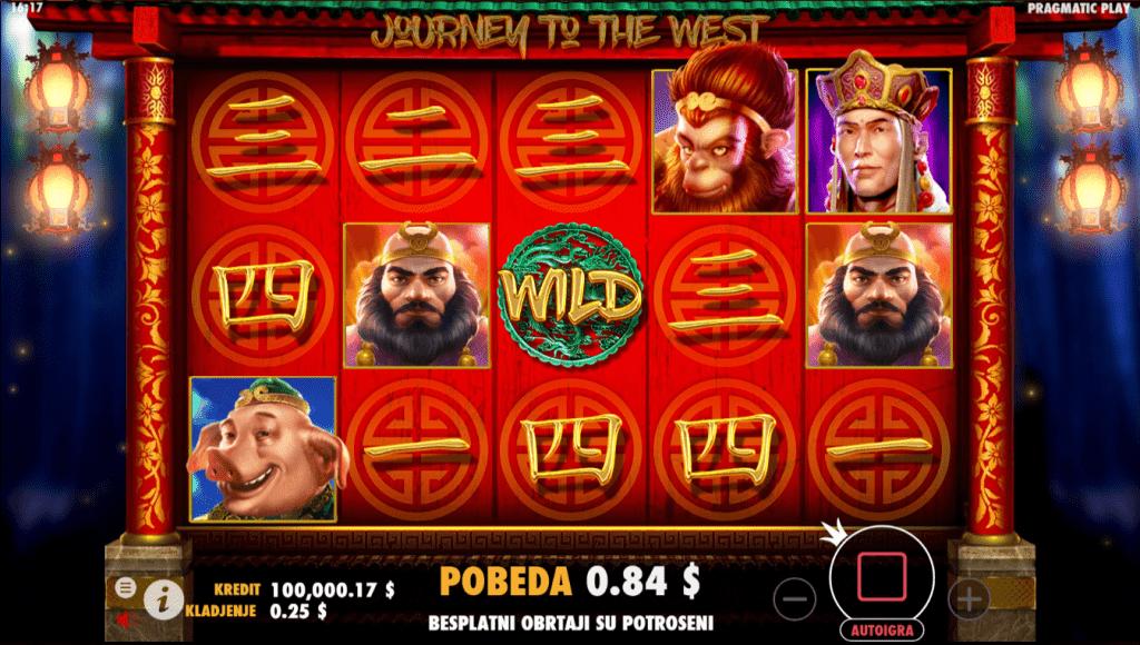 Journey to the West, Pragmatic Play, Bonus Casino