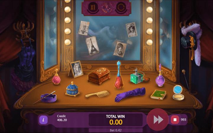Burlesque Queen, Playson, Bonus Casino