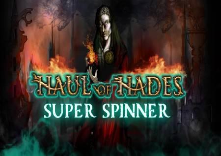 Haul of Hades Super Spinner – slot prepun vrh akcije!