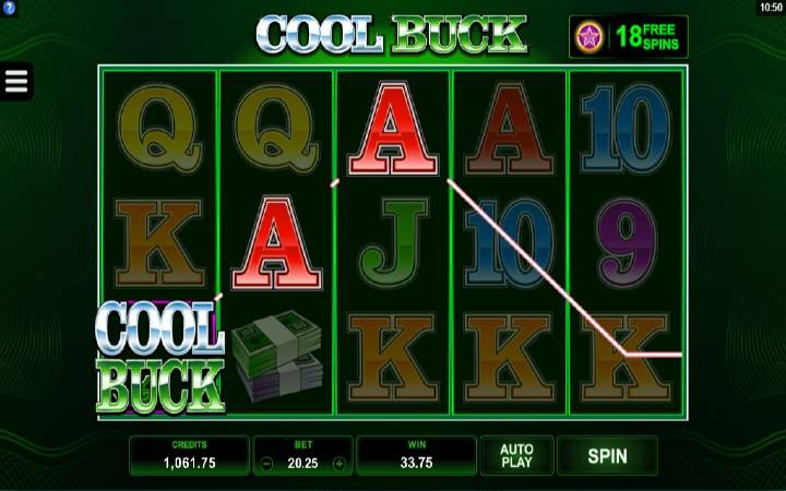 Online Casino Bonus, Cool Buck