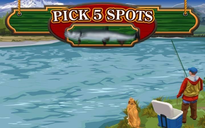 Bonus, Alaskan Fishing, online casino bonus
