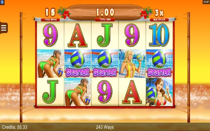 Besplati spinovi, onlini casino bonus, Bikini Party