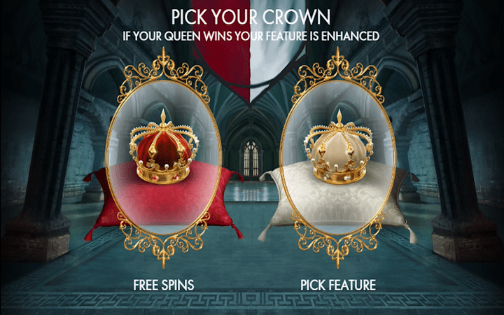 Clash of Queens, Microgaming, Online Casino Bonus