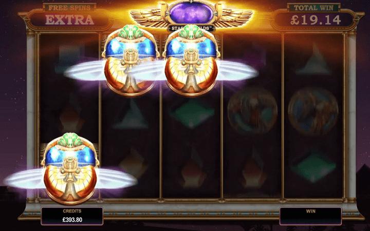 Wild Scarabs, Microgaming, Online Casino Bonus