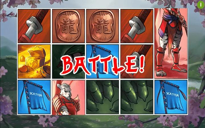 Samurai Ken, Microgaming, Online Casino Bonus