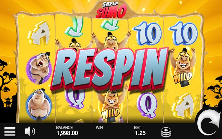 Super Sumo, Microgaming, Online Casino Bonus