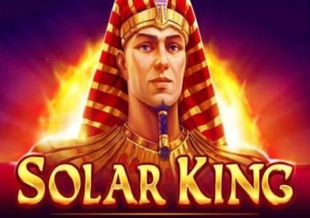 Solar King dodeljuje užarene online kazino dobitke!