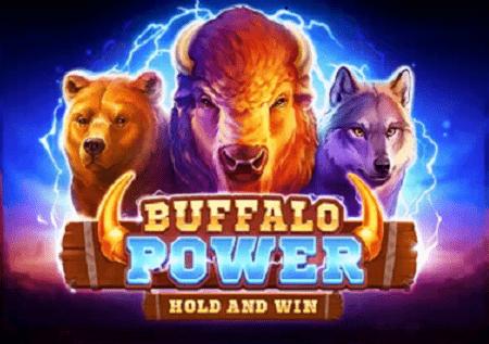 Buffalo Power – moćni kazino bonusi se nalaze ovde!