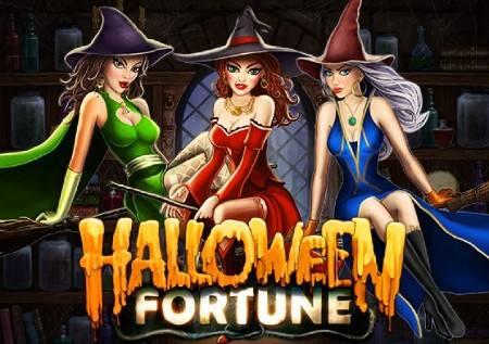 Halloween Fortune -napravite čarobni napitak u kazino igri!