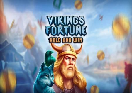 Vikings Fortune: Hold and Win – slavni Vikinzi u video slotu