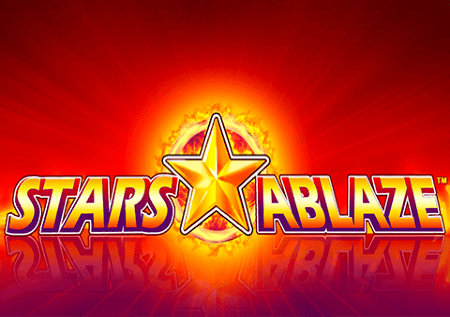 Stars Ablaze – dotaknite zvezde sa vrh kazino igrom!